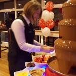 Chocolate Fountain Hire Hampshire - Southampton - Winchester - Surrey