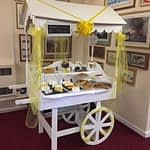 cheese cart hire hampshire, gosport cheese cart