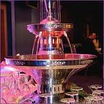 Champagne Fountain Hire Hampshire
