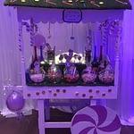 Willy Wonka sweet cart hire