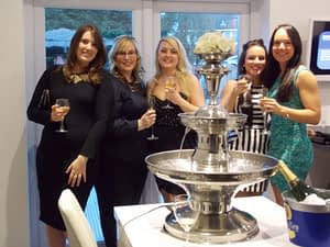 birthday party hire, drinks fountain hire Surrey