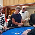 James Bond casino hire Surrey