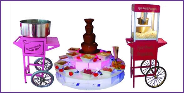 Chocolate Fountain package deal